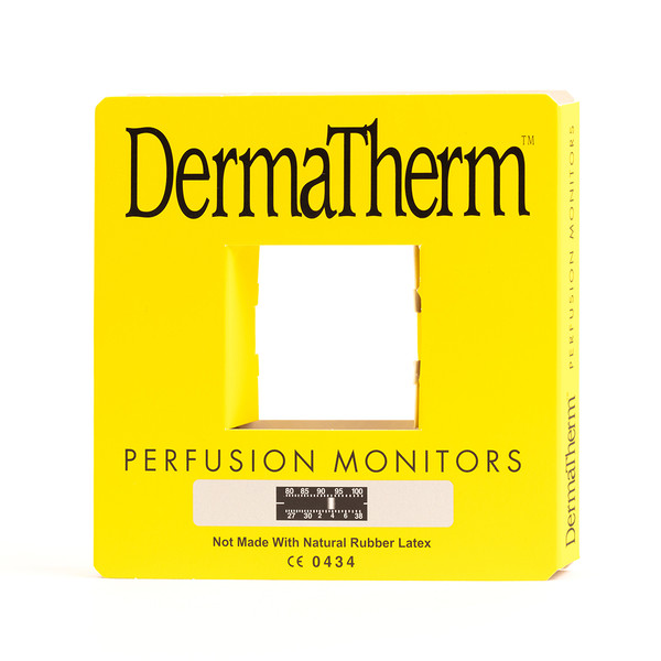 Derma-Therm Bands - Disposable thermometers