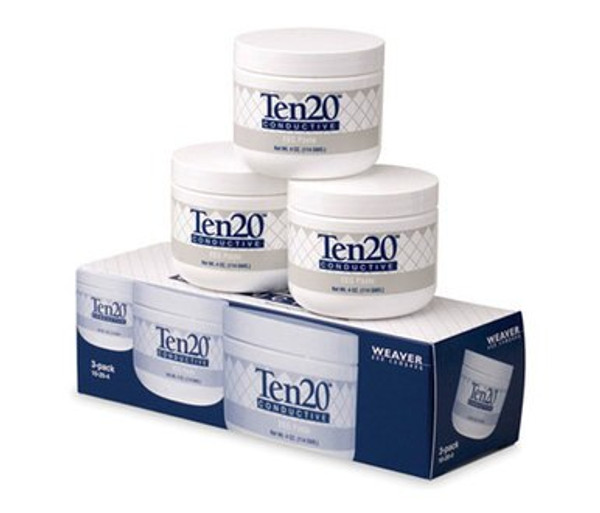 Ten20® Conductive Paste - 4 oz. Jars (3/box)