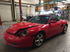 2002 Porsche 986 Boxster Parts Car (BX022)