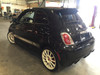 2013 Fiat 500 Abarth Parts Car F5001