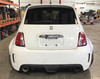Modified 2013 Fiat 500 Abarth Parts Car F5003
