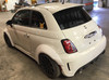 2013 Fiat 500 Abarth Parts Car F5003