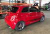2012 Fiat 500 Abarth Hatchback Parts Car F5004