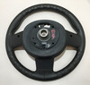 2007-2015 Mini Cooper S Steering Wheel / Black & Brown Leather / Manual / R2009