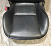 2010-2012 Hyundai Genesis Coupe Black Leather Front Seats / Pair / OEM / HG004
