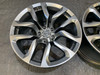 "2010-2014 Nissan 370Z Type 2 18x9"" Rear Wheels Rims / Pair / 7Z004"