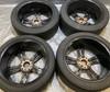 """*Damaged* 18"""" BMW M Replica Wheels w/ Tires / Set of 4 / Z4028"""