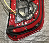 2017-2019 Fiat 124 Spide Driver Door Assembly / Passion Red / FD006