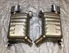 2005-2008 Mercede Benz SLK R171 Exhaust Muffler w/ Tips / Pair SK207