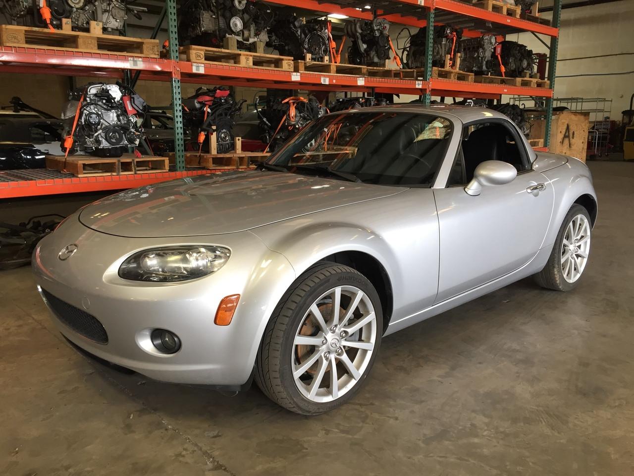 NC] 2007 Mazda MX5 Miata GT PRHT Part Out | 82k | Redline