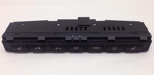 2001-2006 E46 BMW M3 DSC & Sport Button Control Switch Assembly, 6 914 753 M3003