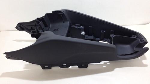 2008-2015 Audi TT 8J Mk2 Upper Center Console Assembly / Black / T2001