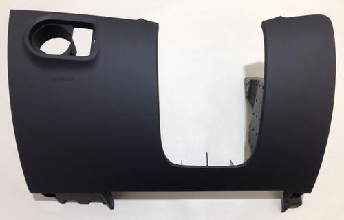2008-2010 Audi TT Mk2 8J Driver Lower Knee Trim Panel Column Cover T2002