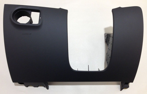 2008-2010 Audi TT Mk2 8J Driver Lower Knee Trim Panel Column Cover T2002