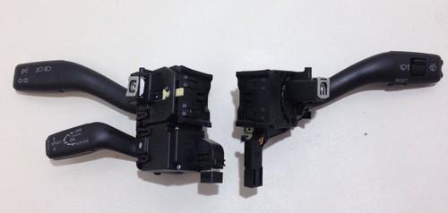2008-2010 Audi TT Mk2 8J Factory OEM Combination Switches Pair MultiSwitch T2002
