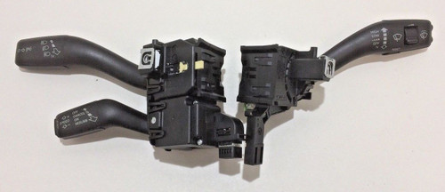 2008-2010 Audi TT Combination Switches / Pair / MultiSwitch / Mk2 8J / T2003