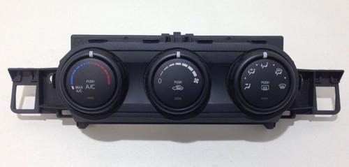 2016-2017 Mazda MX5 Miata AC / HVAC Heater Controls, Black, NA1J61190A, ND004