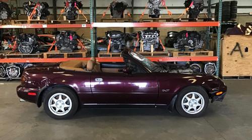 1995 Mazda Miata M Edition Parts Car NA021