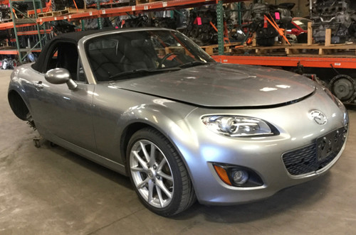 2010 Mazda Mx5 Miata Convertible Parts Car NC027 (Oct 2019)