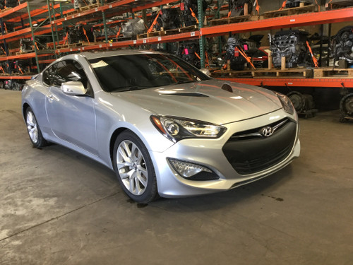 2013 Hyundai Genesis Coupe 3.8 Grand Touring Parts Car HG002 (Oct 2019)