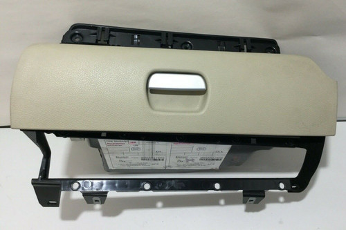 2005-2008 Mercedes Benz SLK R171 Glove Box Assembly / Orient Beige / SK203