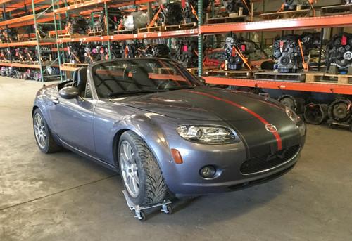 2007 Mazda Mx5 Miata PRHT Parts Car NC028 (Nov 2019)