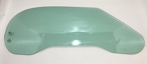 2006-2010 Pontiac Solstice Passenger Door Glass / Window Glass / OEM / PS020