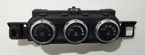 2017-2019 Fiat 124 Spider Abarth Automatic Climate Control Unit / FD004