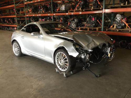 2006 Mercedes Benz SLK 55 AMG New Parts Car SK204 (Feb 2020)