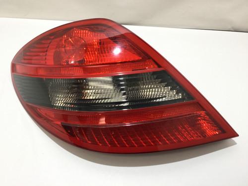 2005-2010 Mercedes Benz SLK55 AMG Driver Tail Light / Smoked / SK204