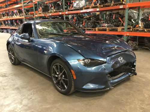 2019 Mazda MX-5 Miata RF Grand Touring Parts Car ND008 (Mar 2020)