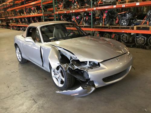 2002 Mazda Miata LS New Parts Car NB080 (Mar 2020)
