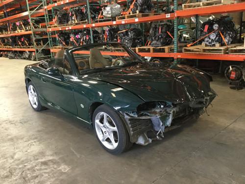2001 Mazda Miata Special Edition New Parts Car Arrival NB082 (Mar 2020)