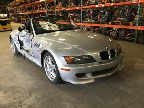 1998 BMW E36/7 Z3 M Roadster S52 Parts Car Arrival Z3007 (Mar 2020)