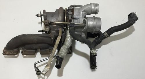2011-2015 Mini Cooper S N18 Turbocharger Assembly w/ Manifold / 92k / R2010