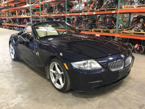 2007 BMW Z4 Convertible 3.0si New Parts Car Z4026 (Apr 2020)