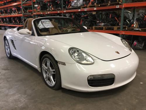 2006 Porsche 987 Boxster 2.7l New Parts Car BC007 (Apr 2020)