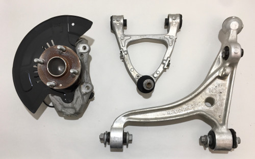 2017-2019 Fiat 124 Spider Driver Side Front Knee / Control Arms / Spindle / OEM / FD003