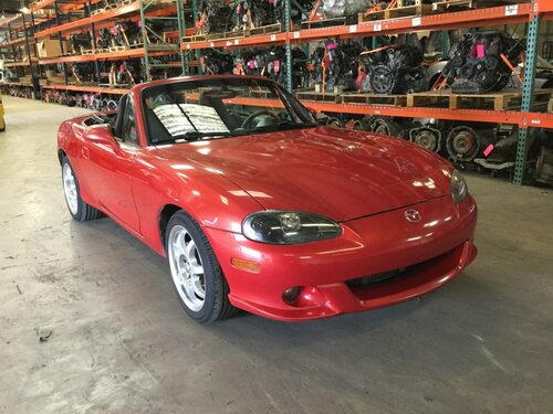 2004 MazdaSpeed Miata New Parts Car NB084 (Apr 2020)