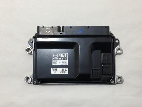 2016 Mazda Mx5 Miata Engine Control Unit ECU / PSM6 18 881 / OEM / ND009