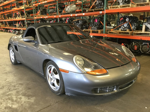 2002 Porsche 986 Boxster S New Parts Car BX030 (May 2020)