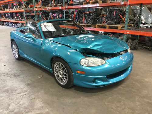 2003 Mazda Miata LS New Parts Car Arrival NB081 (May 2020)
