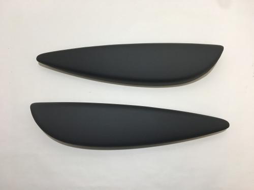 2007-2015 Mini Cooper Door Arm Rests / Dark Gray / OEM / Pair / R2011