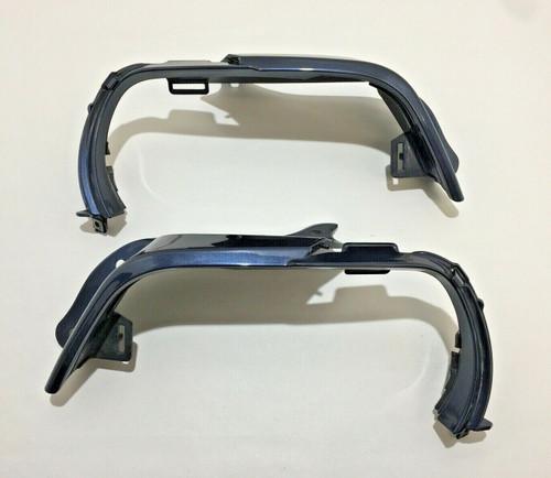 2003-2005 BMW Z4 Taillight Trim / Surrounds / Toledo Blue / OEM / E85 / Z4027