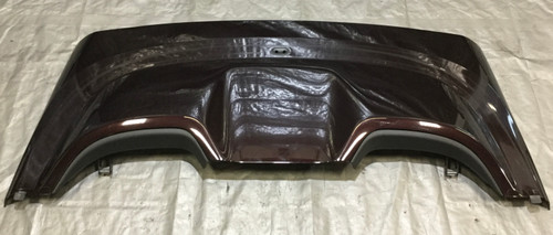 2010-2020 Nissan 370Z Roadster Convertible Top Tonneau Panel / Black Cherry / 7Z004