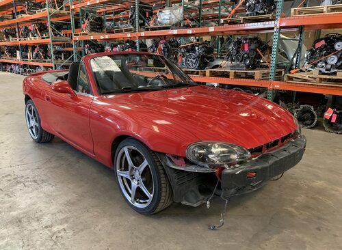 2004 Mazdaspeed Miata New Parts Car NB085 (May 2020)