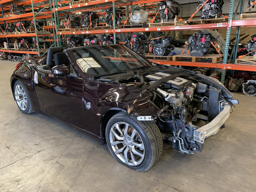 2010 Nissan 370Z Roadster New Parts Car 7Z004 (May 2020)