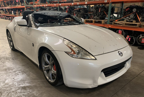 2012 Nissan 370Z Roadster Touring New Parts Car 7Z005 (June 2020)