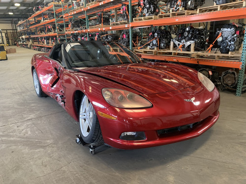 2008 Chevrolet Corvette C6 Coupe New Parts Car C6002 (July 2020)