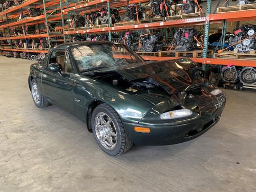1997 Mazda Miata M Edition New Parts Car NA029 (Aug 2020)